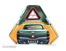 LED Logo Light Tailgate Rear Back Emblem FITT For Mitsubishi Triton L200 2015 16
