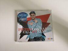Pietro Lombardi - Call My Name (Maxi-CD, 2011)
