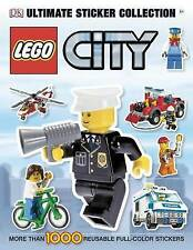 Lego City Ultimate Sticker Collection by DK Publishing (Paperback / softback, 2…