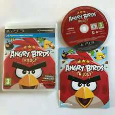 Angry Birds Trilogy / Complete / Sony Playstation 3 PS3