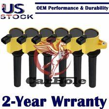 DG500 Ignition Coils For Ford Escape 3.0L V6 2001 2002 2003 2004 2005 2006-2008