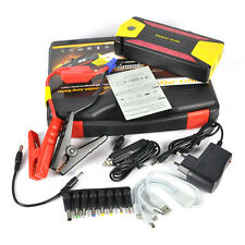 82800mAh 12V 4 USB Auto Starthilfe Starter Ladegerät Notstart Akku Bank Booster