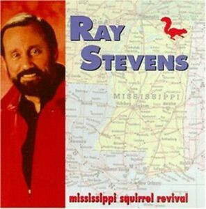 Audio Cd Ray Stevens - Mississippi Squirrel Revival