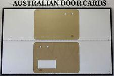 Volkswagen VW Beetle Bug Blank Trim Panels. Door Cards 1956 - 1966.