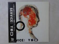 YMO Service Alfa YLR-28013 Japan   LP OBI