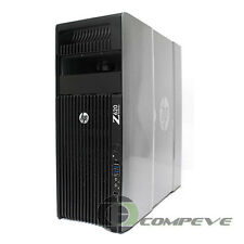 HP Z620 Workstation / PC Case Chassis with Front Panel 800W PSU 644311-005