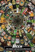 Cerveza: el motivo-Maxi Póster de 61cm X 91.5cm (nuevo Y Sellado)