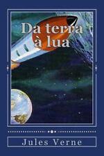 Da Terra à Lua by Jules Verne (2016, Paperback)