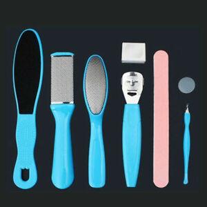 Foot Care 8 & 16 Pieces Cutter Cuticle Manicure Pedicure Kit Gift Set UK