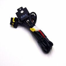 H4 9003 HB2 Relay Wiring Harness for Bi-Xenon HID Xenon Kit