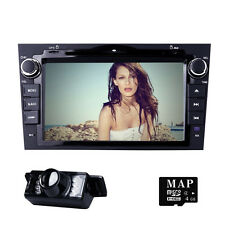 "HIZPO for HONDA CRV 2007-2011 GPS 8"" Car Dash Stereo 2DIN DVD Player Radio CAM"