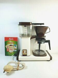 Technivorm Vintage Ultra Rare Coffee Maker Model 741 - Collector Item + Filters