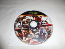 Marvel Ultimate Alliance - Original xBox game Disc Only