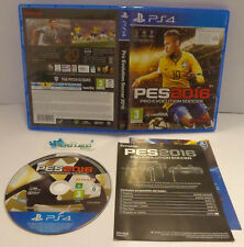 Console Game SONY Playstation 4 PS4 PAL Spagna con ITA PRO EVOLUTION SOCCER 2016
