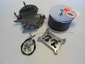 Holley 350 Conversion for 1969-87 Toyota Landcruiser