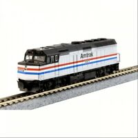 N Scale Kato 176-6107-DCC EMD F40PH Amtrak PhIII #381 with  DCC Installed
