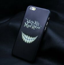 Coque Housse Etui carré laught smile sourire Pour IPhone 6 ( 4,7) CASE i phone