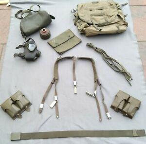 Bundeswehr NATO Koppeltragegestell Magazintaschen Koppel Rödelriemen ABC