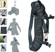 Quick Rapid Carry Speed Soft Pro Shoulder Sling Belt Neck Strap For Camera SLR D