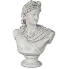 "Apollo Belvedere Roman bust 31"" Museum Sculpture Replica Reproduction"