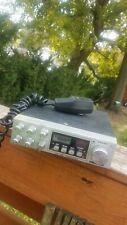 VINTAGE PRESIDENT GRANT AM-SSB TRANCEIVER CB RADIO WITH MIC  !