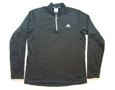 ADIDAS HIKING LS 1/2 ZIP LONGSLEEVE XL NEW sweatshirt shirt pullover climalite
