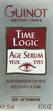 Guinot Time Logic Age Serum Yeux Eyes Eye Contour Care Atp Actinergie 15m * Sale