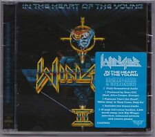 WINGER 'IN THE HEART OF THE YOUNG' TWO BONUS TRACKS ROCK CANDY 2014  REMASTERED