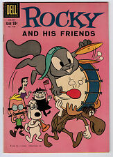 ROCKY AND HIS FRIENDS #1 FOUR COLOR #1128 4.0 1960 OFF-WHITE PAGES SILVER AGE