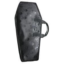 New Coffin Case Drum Stick Bag Case Guitar Hero Xbox Carry Case Drums Genuine