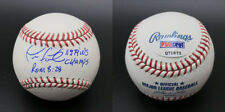 Tim Foli SIGNED ROMLB Baseball Pittsburgh Pirates + WS Champ PSA/DNA AUTOGRAPHED