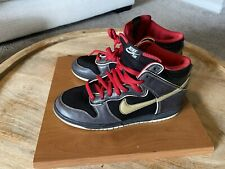New listing Nike Sb Dunk High Marshall Amp Size 10 Rare Skateboarding Vintage Used Pre Owned