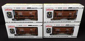 Vintage ATLAS O Scale # 6263 Bessemer + Lake Erie B & L.E. ORE CAR w/ Box