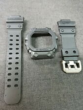 Vintage G-Shock King GX-56 GXW GWX All Black Matte Case Band Strap Replacement
