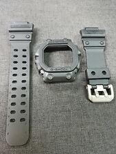 Vintage G-Shock King GX-56 GXW GWX All Black Matte Case Band Strap Replacement