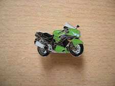 Pin ele Kawasaki ZZR 1400/zzr1400 verde Green Art. 1250 Moto Moto