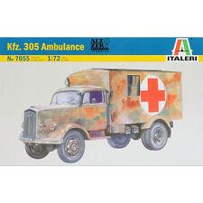 ITALERI Kfz.305 Ambulance 7055 1:72 Truck Model Kit