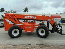 "New listing  Jlg / Skytrak 10042 Telehandler ""10K Lbs - 42 Ft"" - Cummins Turbo Diesel"