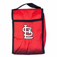 St. Louis Cardinals Insulated Lunch Bag Sack Cooler MLB Baseball Licensed