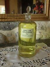 Superbe BALLARUE . Flacon eau de Cologne . CORYSE SALOME . 1924 . 33 cms x 11cms