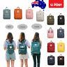 20L/16L New Unisex Fjallraven Kanken Travel Backpack Shoulder School Bags