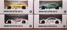 original BMW M3 DTM 2012 Modellauto 80422321992 BMW M3 E92 Sammlung  NEU