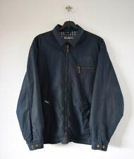 Vintage KICKERS Navy Harrington Jacket - Medium M - Zip-up