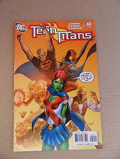 Teen Titans  40 . DC . 2006 - VF
