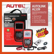 Autel AL539 Automotive Scanner OBD2 Code Reader Scan Tool Diagnostic AVOMeter