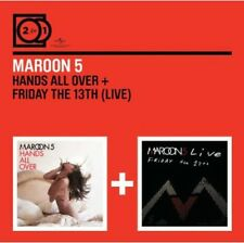 Maroon 5 - Hands All Over/Friday the 13th Live [New CD] Germany - Import