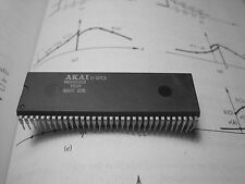 MB88525/192G CMOS Single chip 4bit microcomputer with multi I/O & VFD Driv. 1pcs
