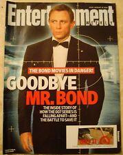 Daniel Craig James Bond Lost Christina Applegate Angelina Jolie EW Aug 13 2010