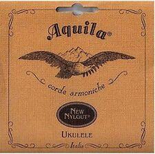 New Aquila Nylgut Ukulele Strings Concert regular 1 set