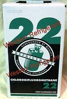 R22 R-22 Refrigerant, 15Lb Virgin Spec.US Made, Low stock, next ship 6/12
